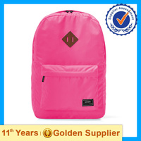 wholesale cheap canvas school backpack