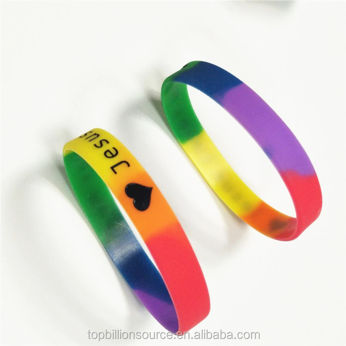 Personalized laser engraved philippines wrist band