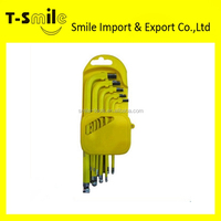 Professional hand tools cheap hex key