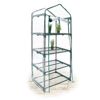 4 Tier Mini Garden Greenhouse With