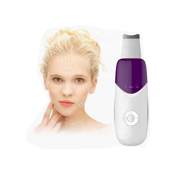 beauty facial scrubber device ultrasonic skin scrubber cleaning equipment sale
