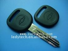 Chevrolet PK3 transponder key shell blank for wholesale