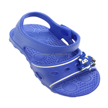 Men PVC plastic clogs sandals cheaper garden kids shoes