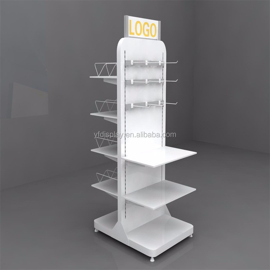 Mall Large-scale Acrylic Display Stand for Commodity