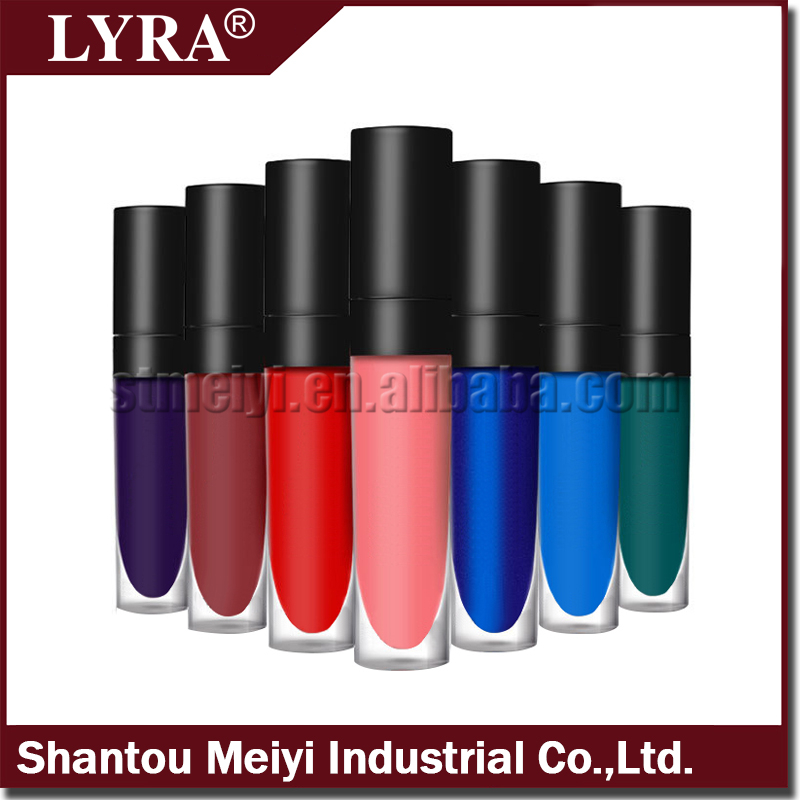 customized matte liquid lipstick multi-color lipstick lip gloss