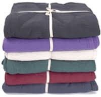 Cotton Yoga Blankets