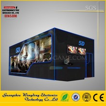 Carton fair Latest 8D movies in English free supply for 5D cinema from wangdong