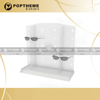 China whole clear acrylic sunglass display with best price from Guangzhou manufacture