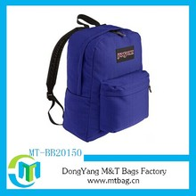 Fashion Purple Color Factory Directly Sale Functional Laptop Backpack Travel Bags