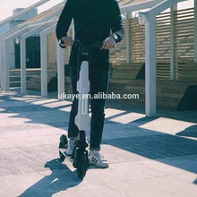 new model mini adults cheap foldable 300w lithium electric scooters/eletric bike price china