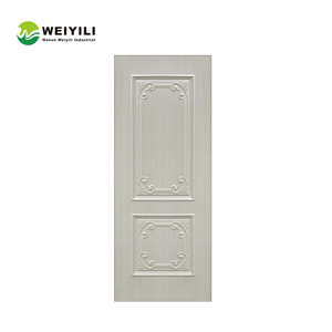 PVC Moulded Interior Door skin For Africa Projects
