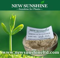 100% water soluble natural source amino acids fertilizer