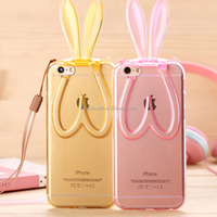 rabit soft TPU case for iphone 6 plus
