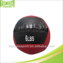 PU leather soft medicine ball