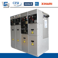 11kV 630A SF6 Insulated Metal Enclosed