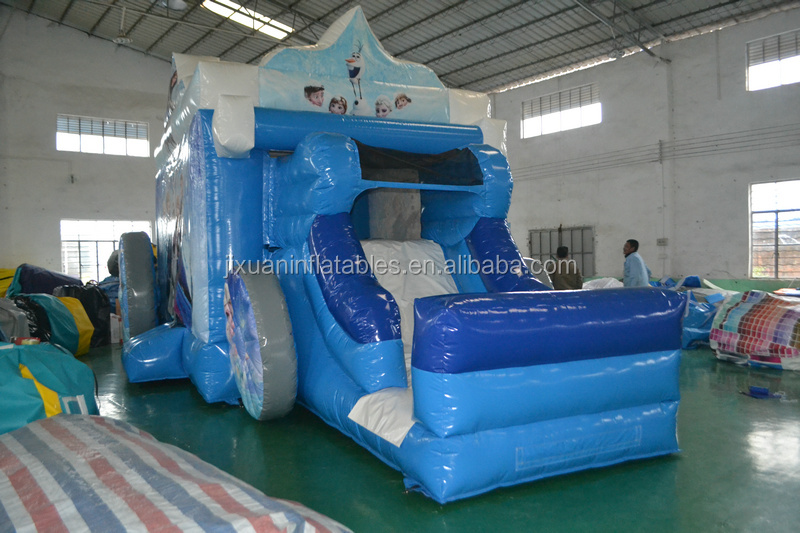 2016 New Frozen Inflatable Adult Used Bounce House For Sale Craigslist