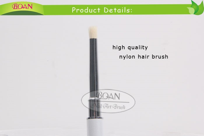 Boqian New Developed Round Natural Bristle Paint Brush Artist Blooming Brush