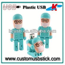 Doctor shape usb 2.0 flash drive