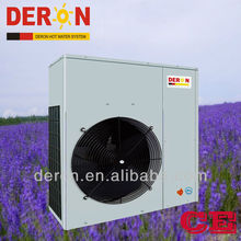Monoblock domestic use Air to water heat pump for hot water or heating