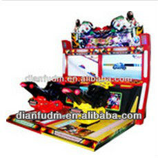 Cheap price DF0058 Motorcycle -Electronic driving car game machine
