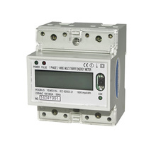 Hot Sale RS485 Testing of Energy Meter/Single Phase Din Rail Meter/Watt Meter