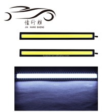 Hot Sale 17cm LED DRL COB 84 Chip Car Auto Driving Daytime Running Lights Lamp Waterproof Bar Strip DC12V