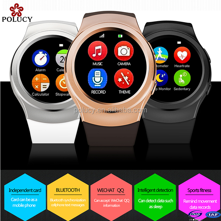 OEM screen touch bluetooth china smart watches with multifuction