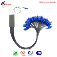 1*4 1*8 1*16 1*32 1*64 fiber optic splitter,1x64 plc splitter