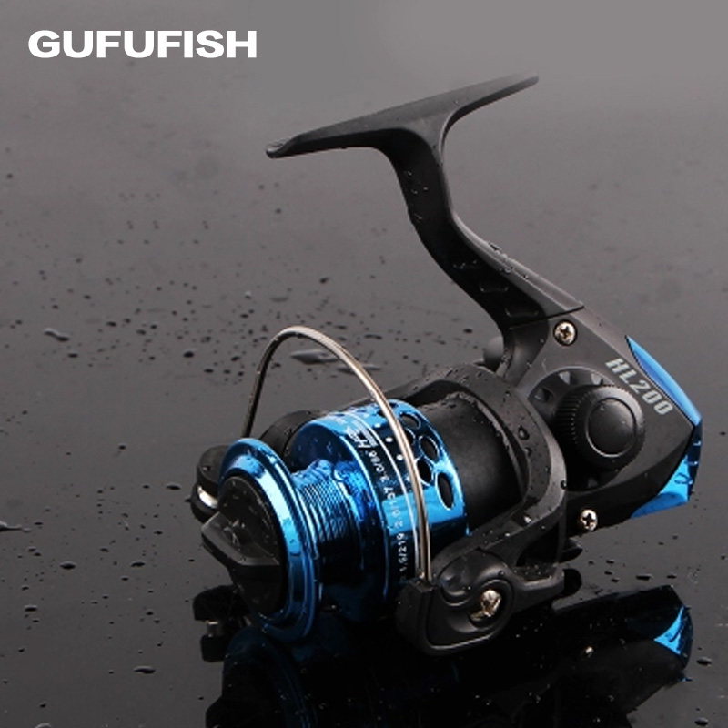 GUGUFISH Fishing Reels Fish Wheel Spinning Reel Pardew Lure Wheel Vessel Bait Casting Flying Fishing Trolling Free shipping