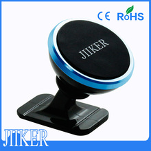 Strong sticky 360 Degree Rotating mobile car holder magnetic car phone mount