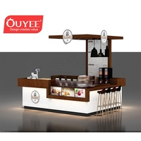 High Quality Coffee Kiosk Cafe Design Ice Cream Kiosk Coffee Shop Kiosk Designs Fast Food Counter