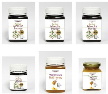 New Zeal Health - New Zealand Active Manuka Honey