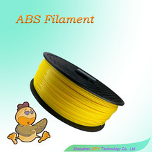 good price for industrial grade 3d printer 1.75mm 3mm abs filament
