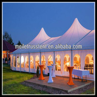 exhibition and promotion pagoda tent