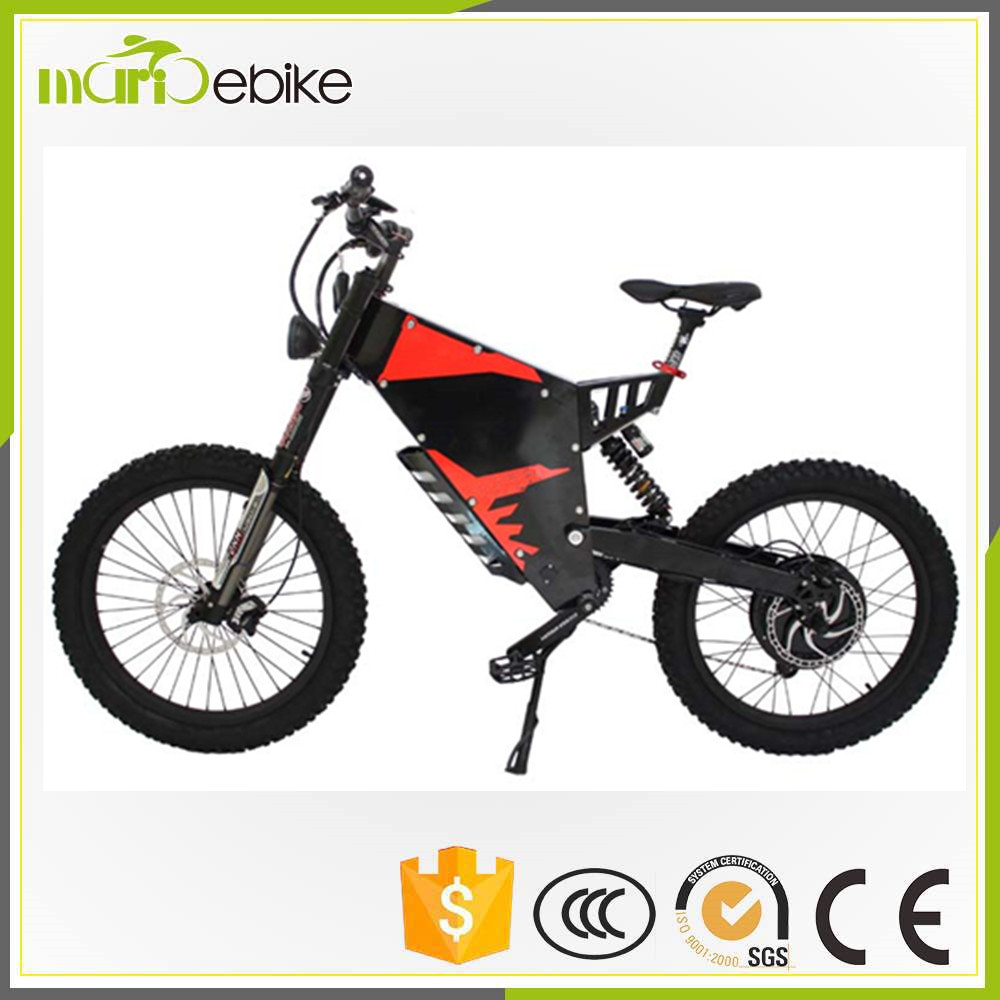 "high speeed Big power 3000w 72V 24"" e bicycle electric bike from china with Panasonic lithium battery"