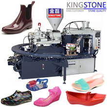 PVC Jellys Shoes Used Injection Moulding Machine for Sale JL-128