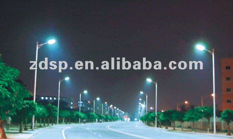 30w all in one integrated solar led street light