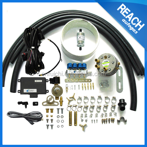 cng lpg multipoint sequential injection system conversion kits for v4/v6/v8 gasoline cars