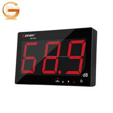 SNDWAY Digital Sound Level Meter 30 to 130db large LCD Wall Hanging Type Decibel Noise Meter