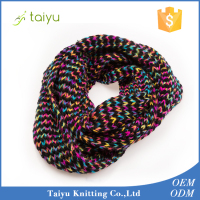 China OEM Supplier Knit Infinity Scarf With Trade Assurance