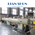 pvc large diameter pipe making machine from 315-630 pvc pipe for sewage