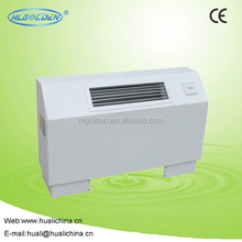 Fan Coil Unit /air source heat pump water heater/ In Hvac Systems&amp parts(vertical Exposed Type,850m3/h)