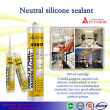 Neutral Silicone Sealant/ thermal insulation silicone sealant/ silicone sealant caulking tube