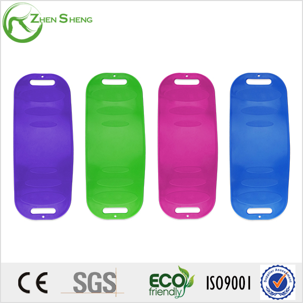 Zhensheng Custom LOGO ABS 5 IN 1 Balance Twist Board