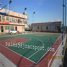 New design indoor pu best quality pu volleyball court covering with great price