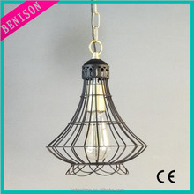 Metal Pendant Lamp Vintage Edison Pendant,Antique Edison Bulb Pendant Lamp,Screw In Pendant Light BS284-755