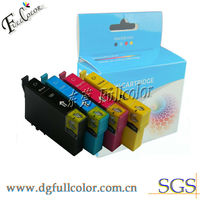 Compatible ink cartridge with one-time chip and printing ink for Epson Stylus S22 ink cartridge