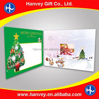 Factory Price Custom Invitation Lcd Video