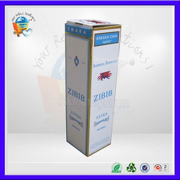 olive oil packaging box ,oil varnishing corrugated packaging box ,offset sticker printing