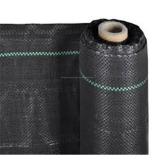 4m*100m Roll PP Woven Weed Control Mesh